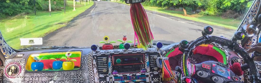 Taxi in Grenada