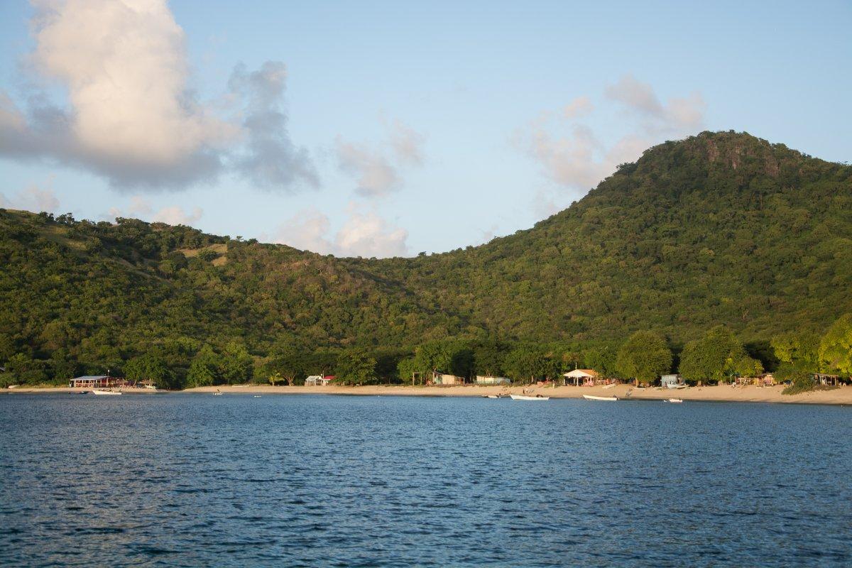 Chatham Bay, Union Island