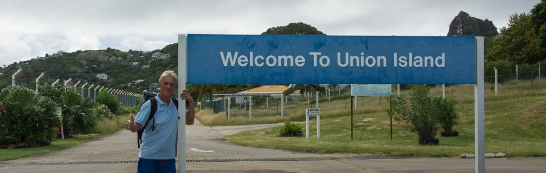Union Island - Segeln mit Yemanja