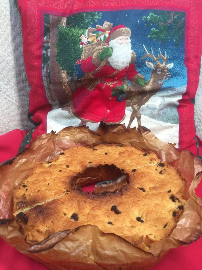 Weihnachten in der Karibik mit Panettone aus dem Omnia - Segeln mit Yemanja