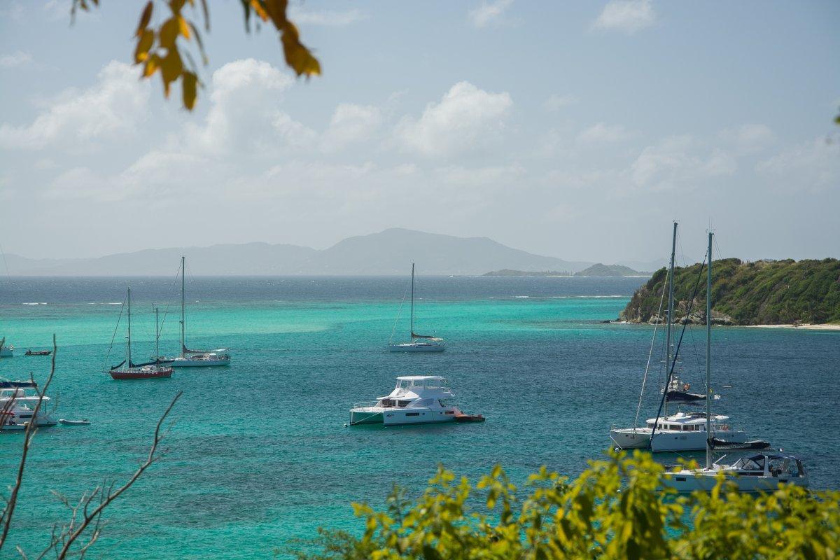 Tobago Cays -Segeln mit Yemanja