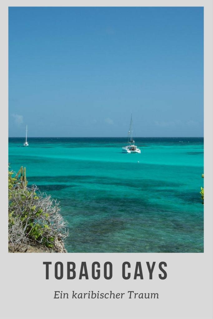 Tobago Cays - Segeln mit Yemanja