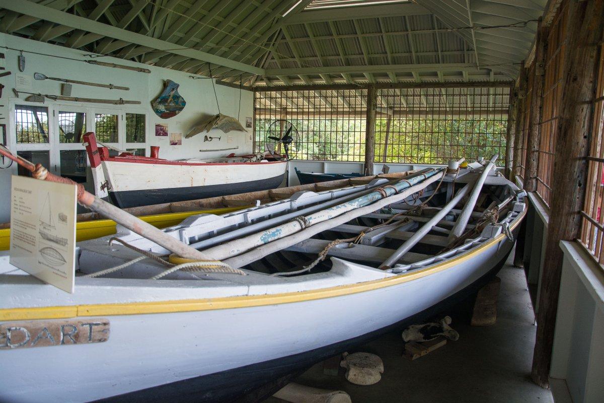 Walfangboot, Bequia