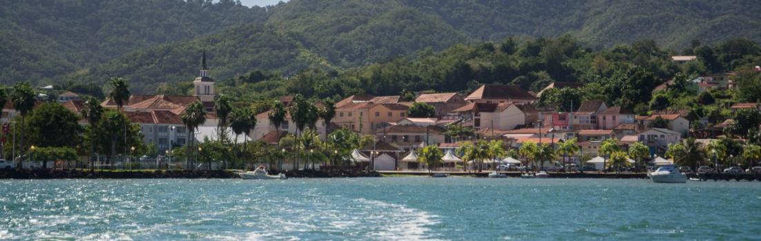 Trois Ilets. Martinique