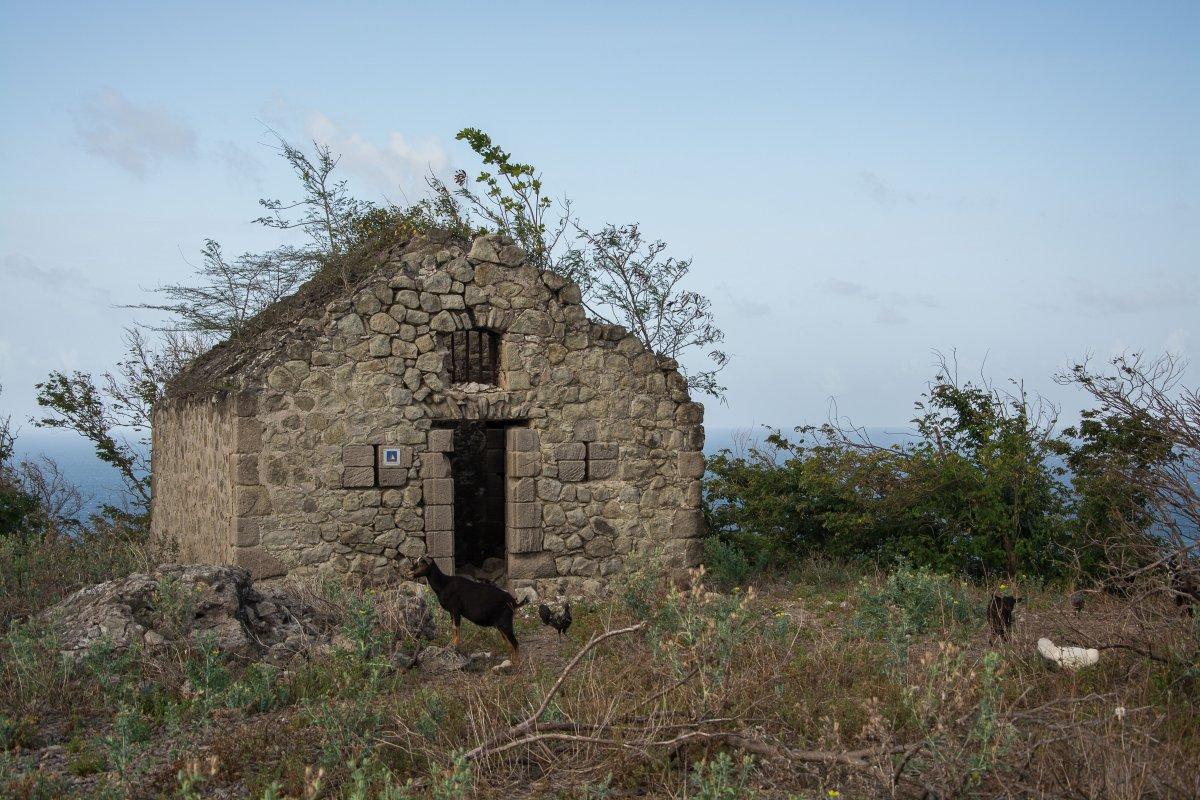 Fort Josephine, Iles des Saintes