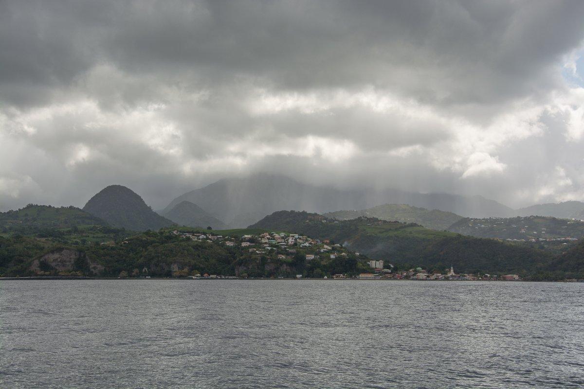 Trois Pitons, Martinique