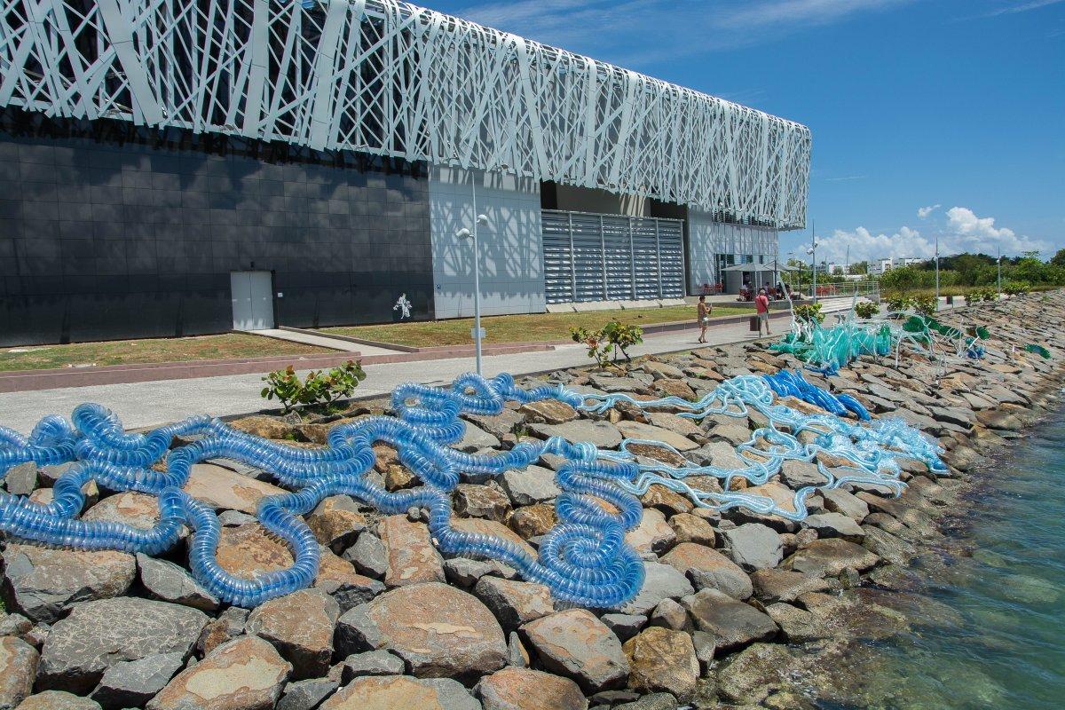 Memorial ACTe, Museum über Sklaverei in Guadeloup