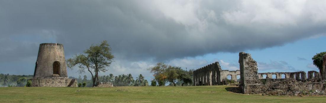 Habitation Trianon Roussel. Marie Galante
