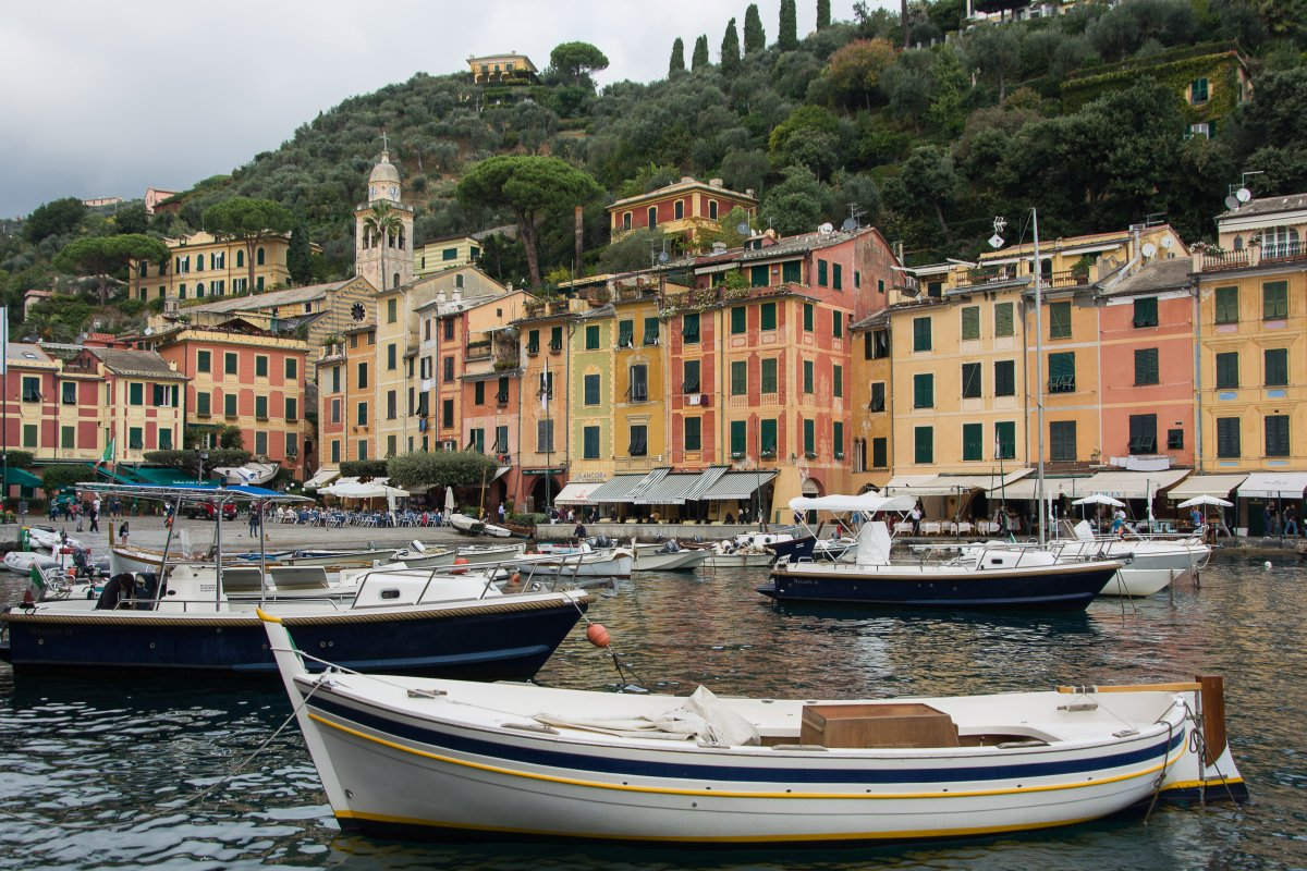 Portofino - www.sy-yemanja.de