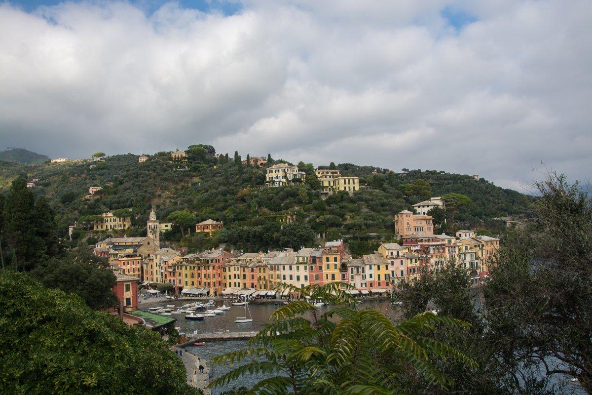 Portofino - Gehen mit Yemanja