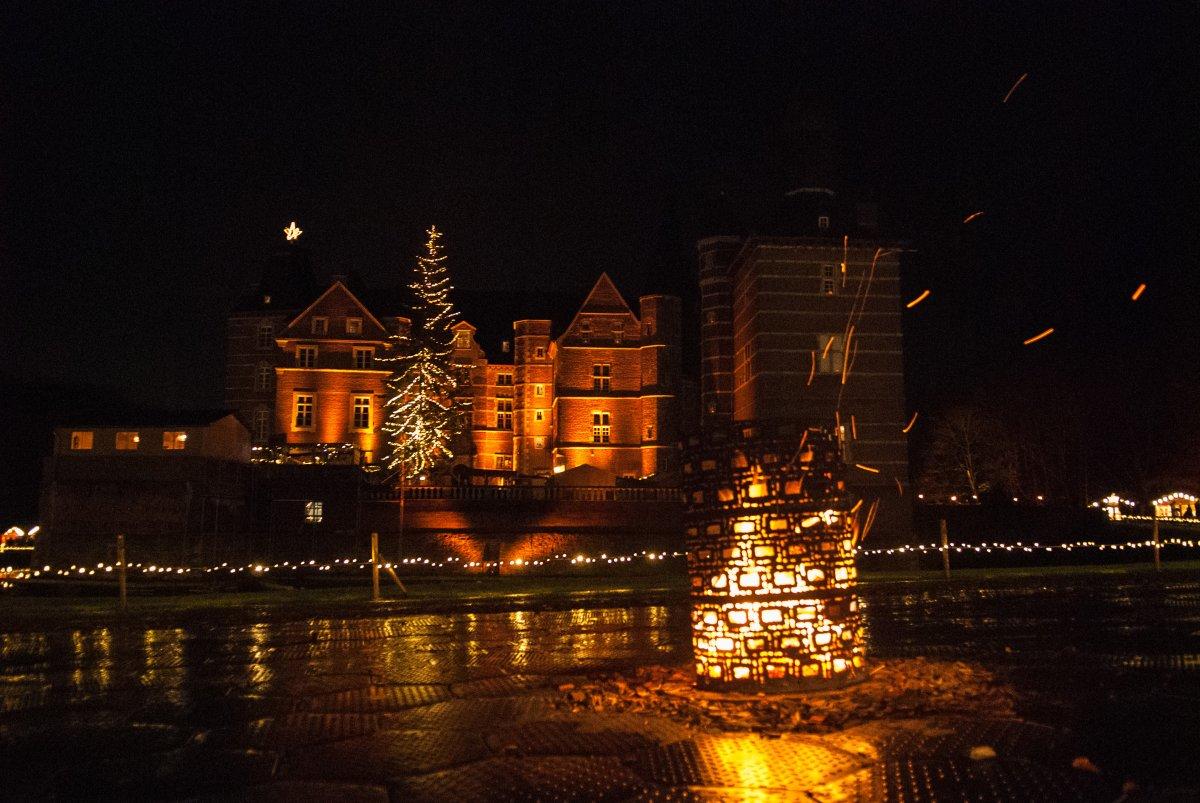Schloss Merode Weihnachtsmarkt
