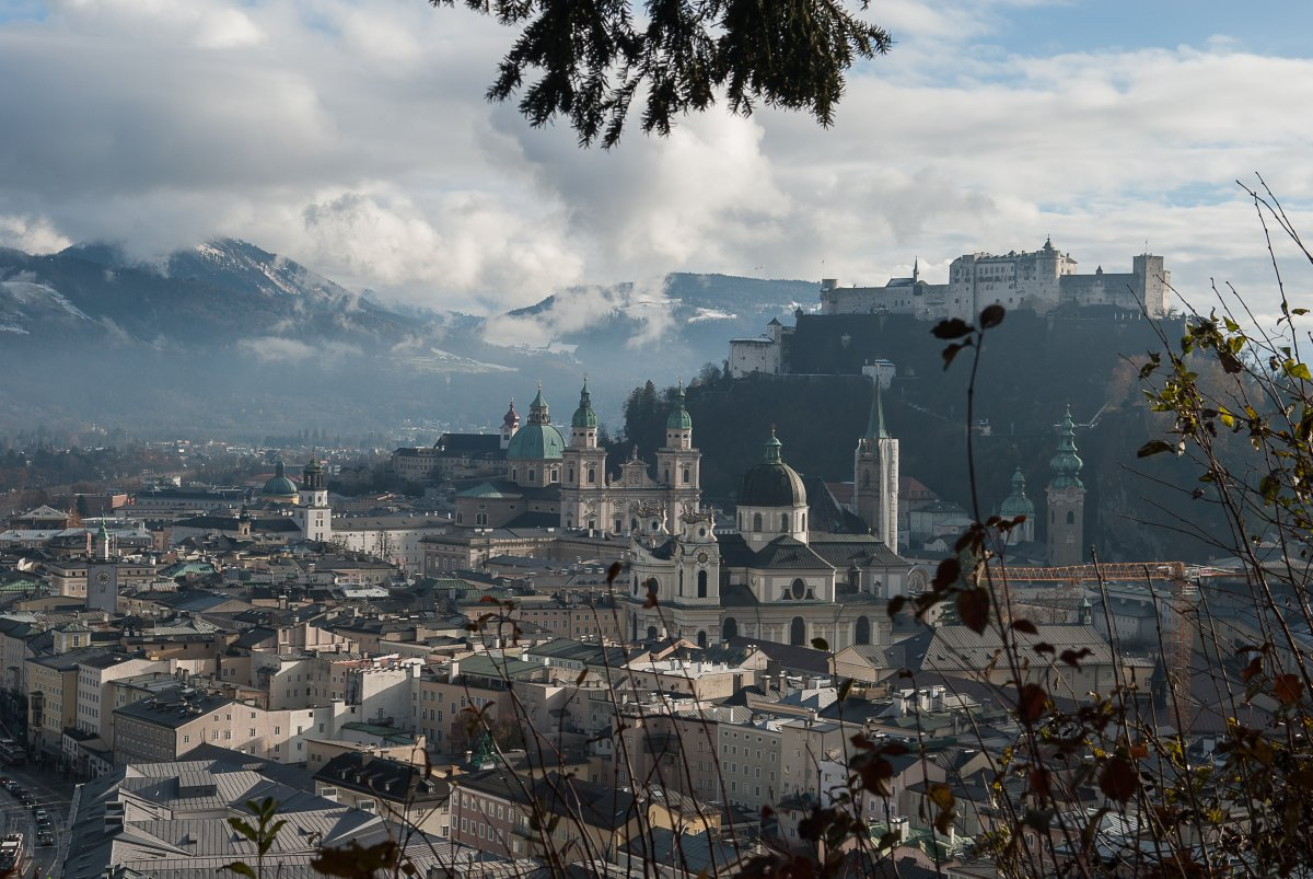 Salzburg: Monatsglück Dezember 2018 www.sy-yemanja.de