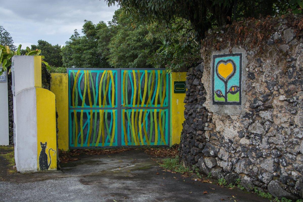 Yves Decoster, Sao Miguel Herz - www.sy-yemanja.de
