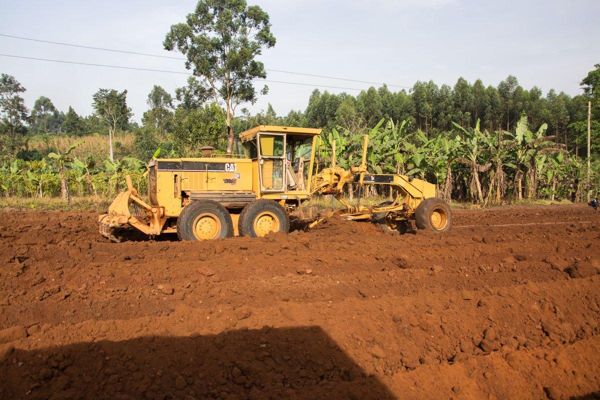 On the Road, Uganda, www.sy-yemanja.de