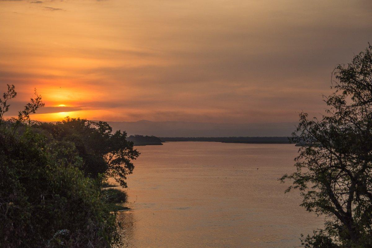 Murchinson River Lodge, Uganda, www.sy-yemanja.de