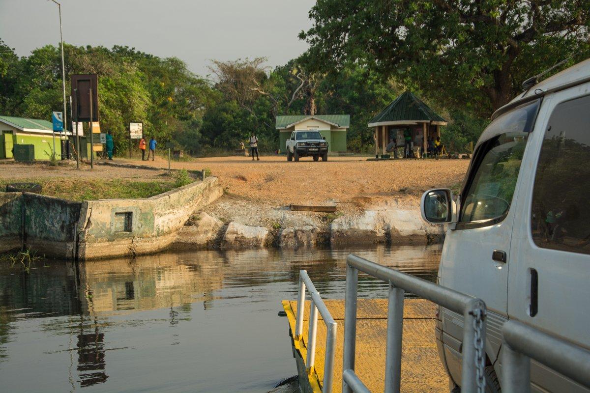 Murchinson Falls Nationalpark, Uganda, www.sy-yemanja.de