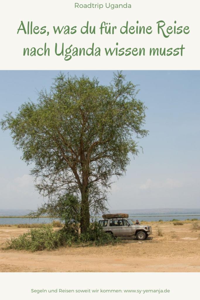 Alles, was du für deinen Roadtrip Uganda wissen musst