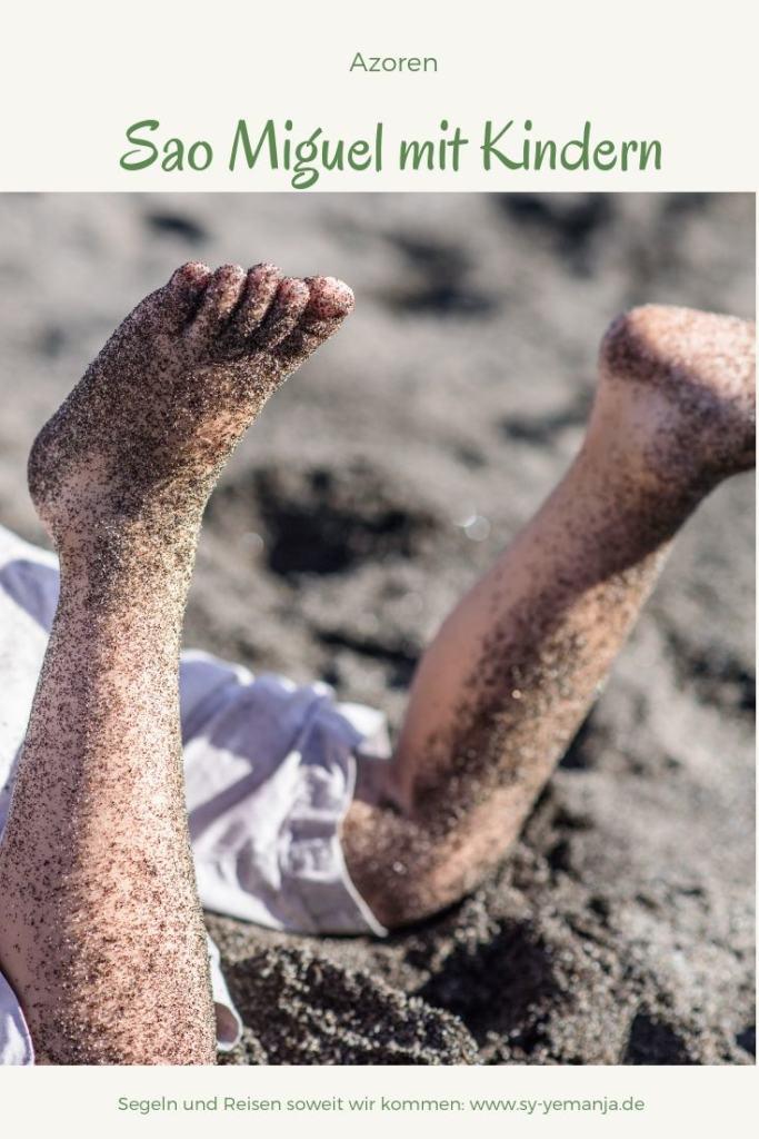 Was du mit Kindern auf Sao Miguel, Azoren, unternehmen kannst