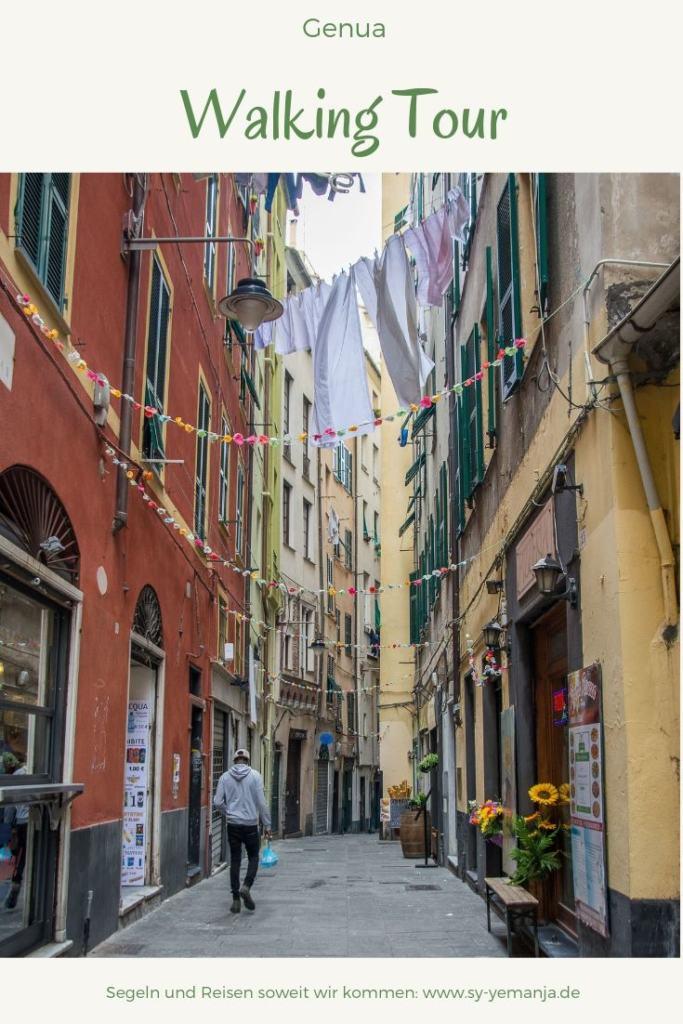 Genua - Walking Tour with Spyros: Sehr zu empfehlen
