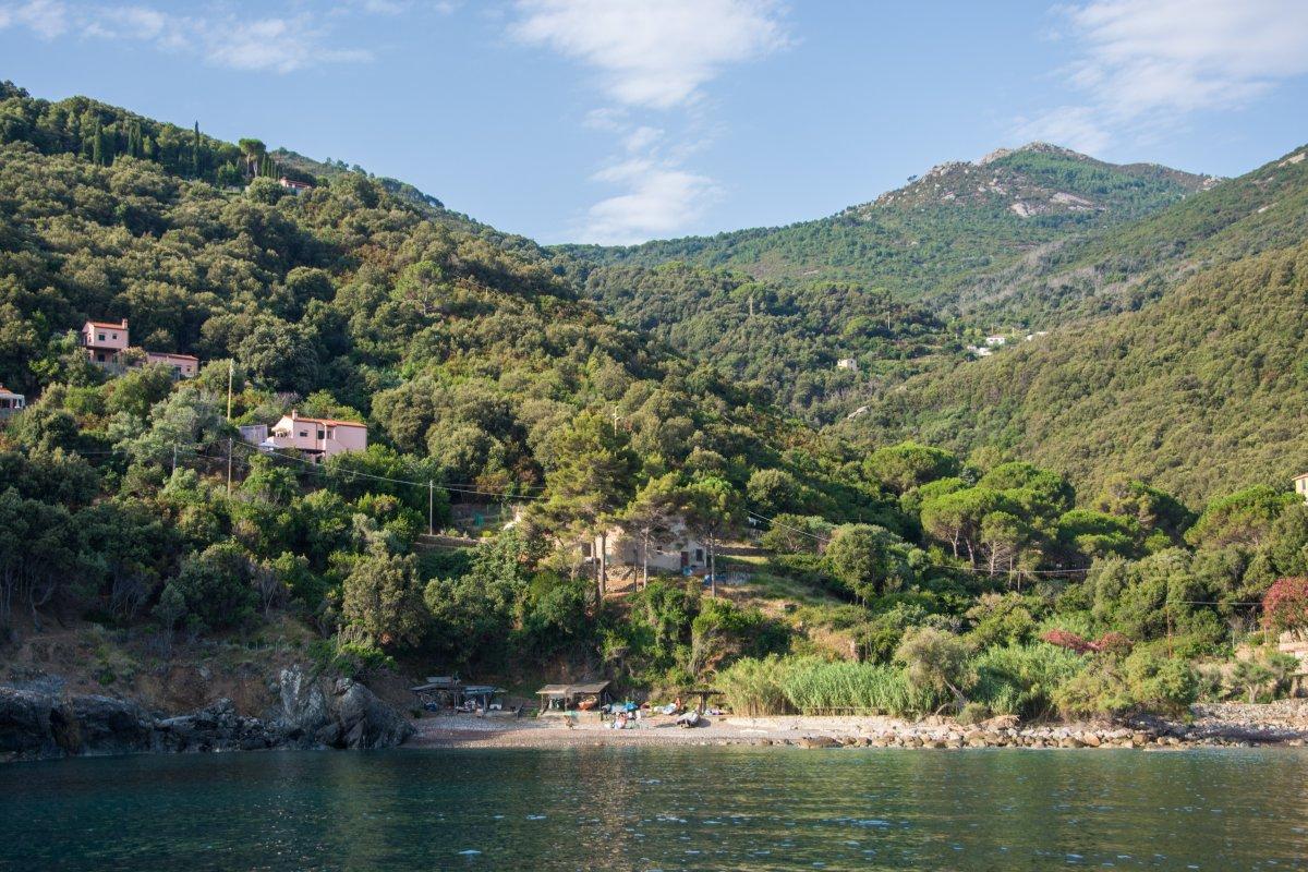 Bucht bei Marciana Marina, Elba