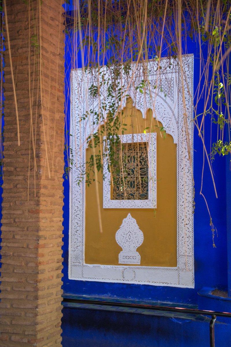 Majorelle Garten in Marrakesch
