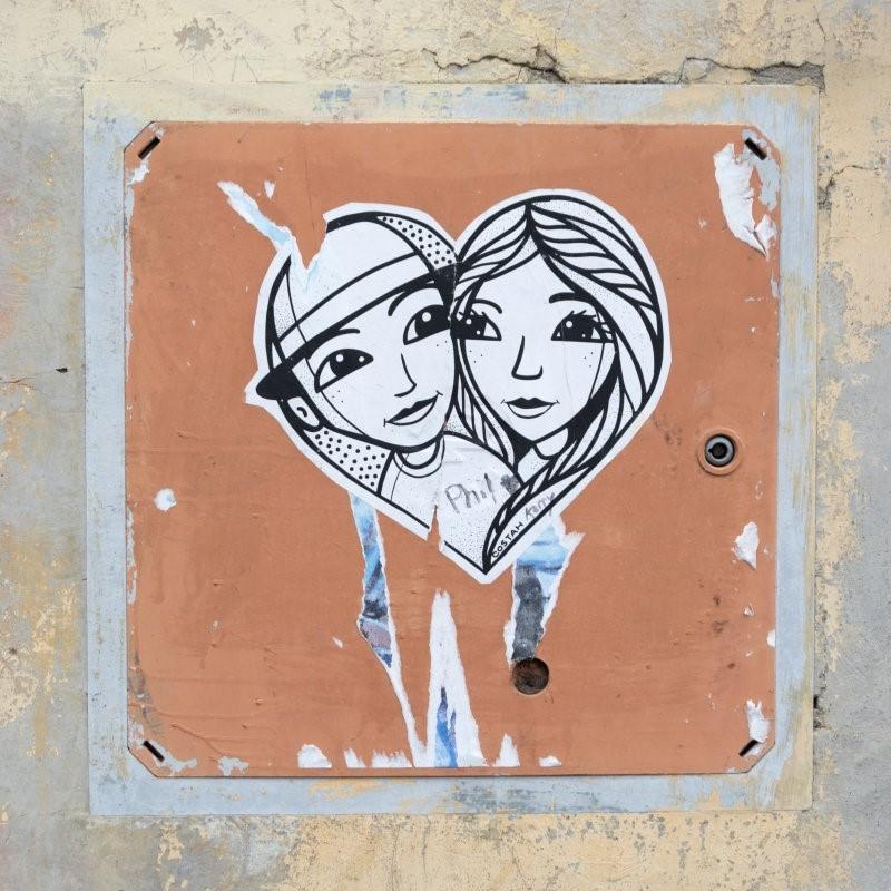 Street Art von Costah