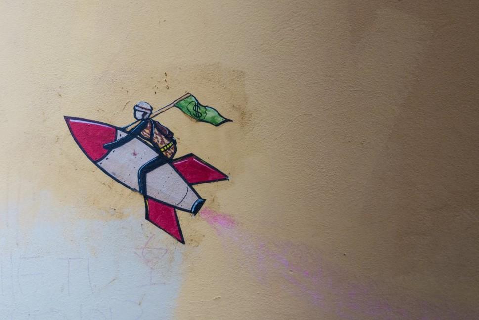 Street art von exit.enter.k