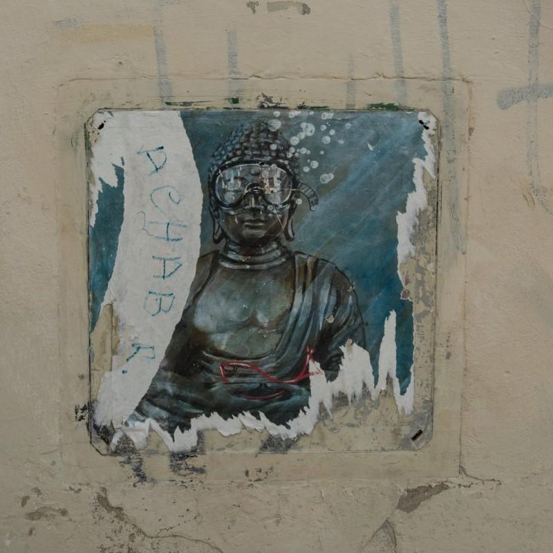 Street Art von Blub