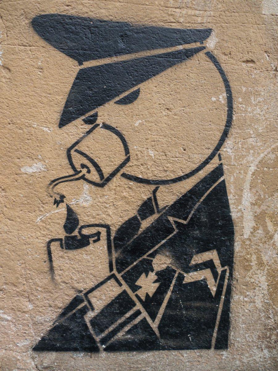 Street Art Florenz