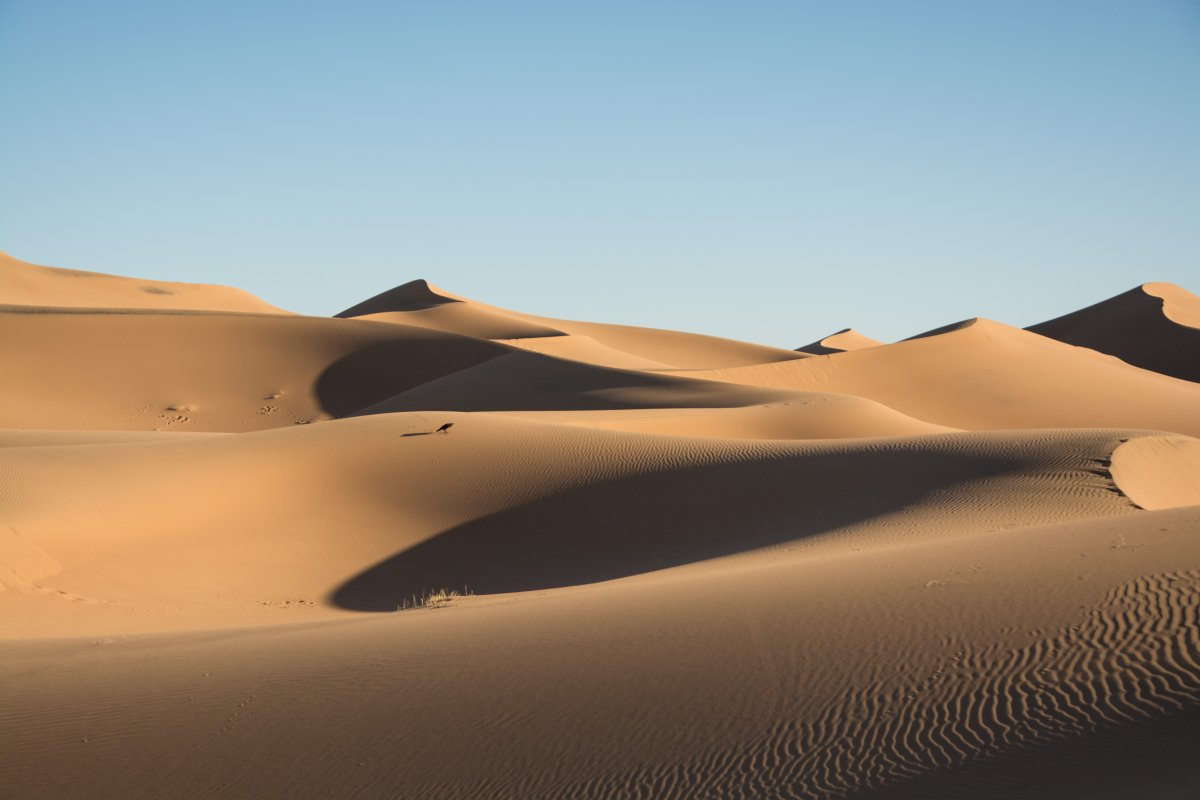 Meine Karte bezeichnet das ganze Gebiet als Ouarzazate